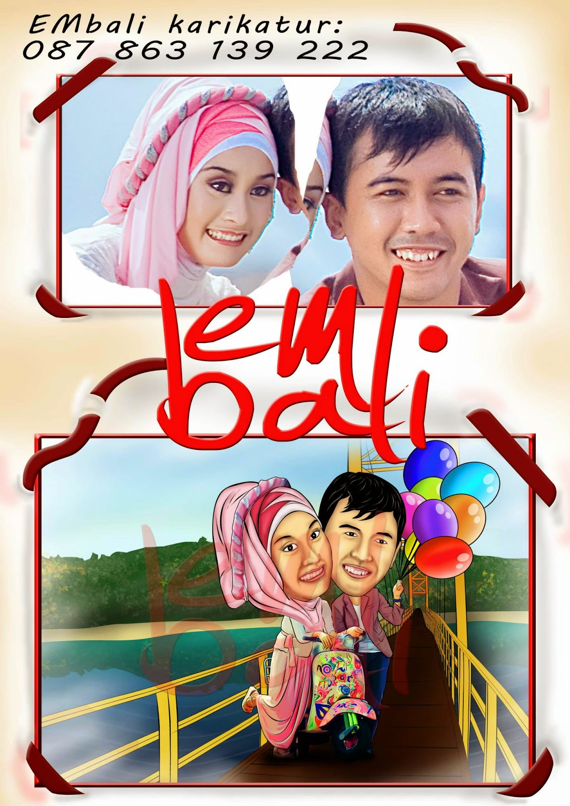 EMbali Karikatur April 2015
