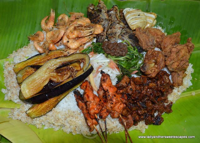 boodle flight at Little Manila