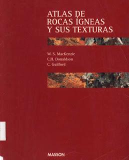 Atlas de rocas igneas y sus texturas - Lamina delgada - Mckenzie - Descarga gratis