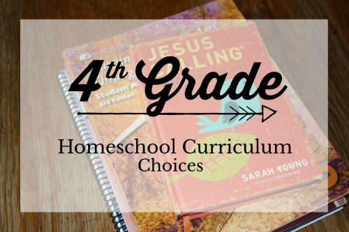 4th Grade Curriculum Choices for 2018-2019 #homeschool #curriculum