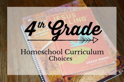 4th Grade Curriculum Choices for 2018-2019 #homeschool #curriculum