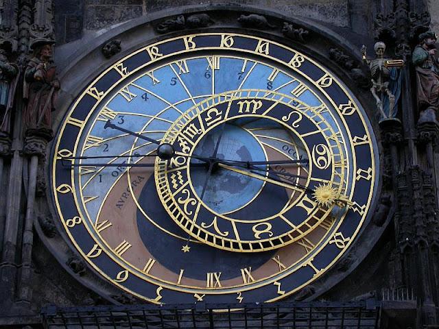 Relógio de Praga, República Checa
