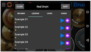 Real Drum Mod Apk