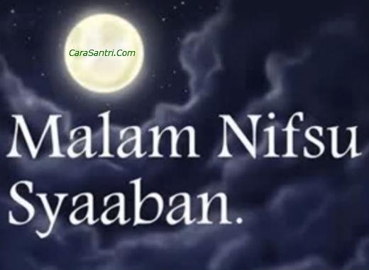 doa malam nisfu syaban