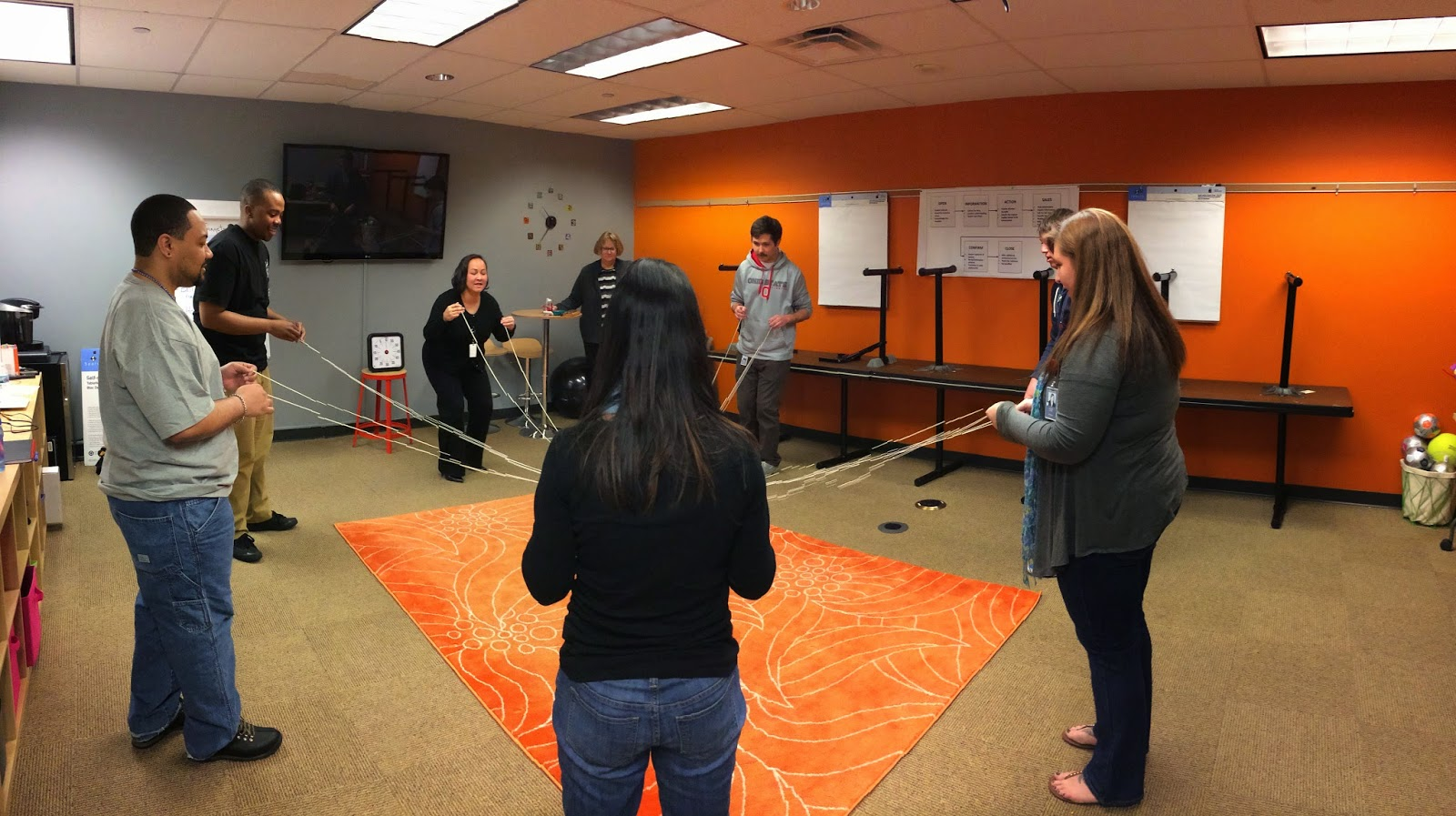 Team Building Activities For Adults At Work