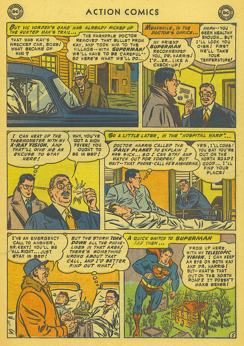 Action Comics (1938) 191 Page 6