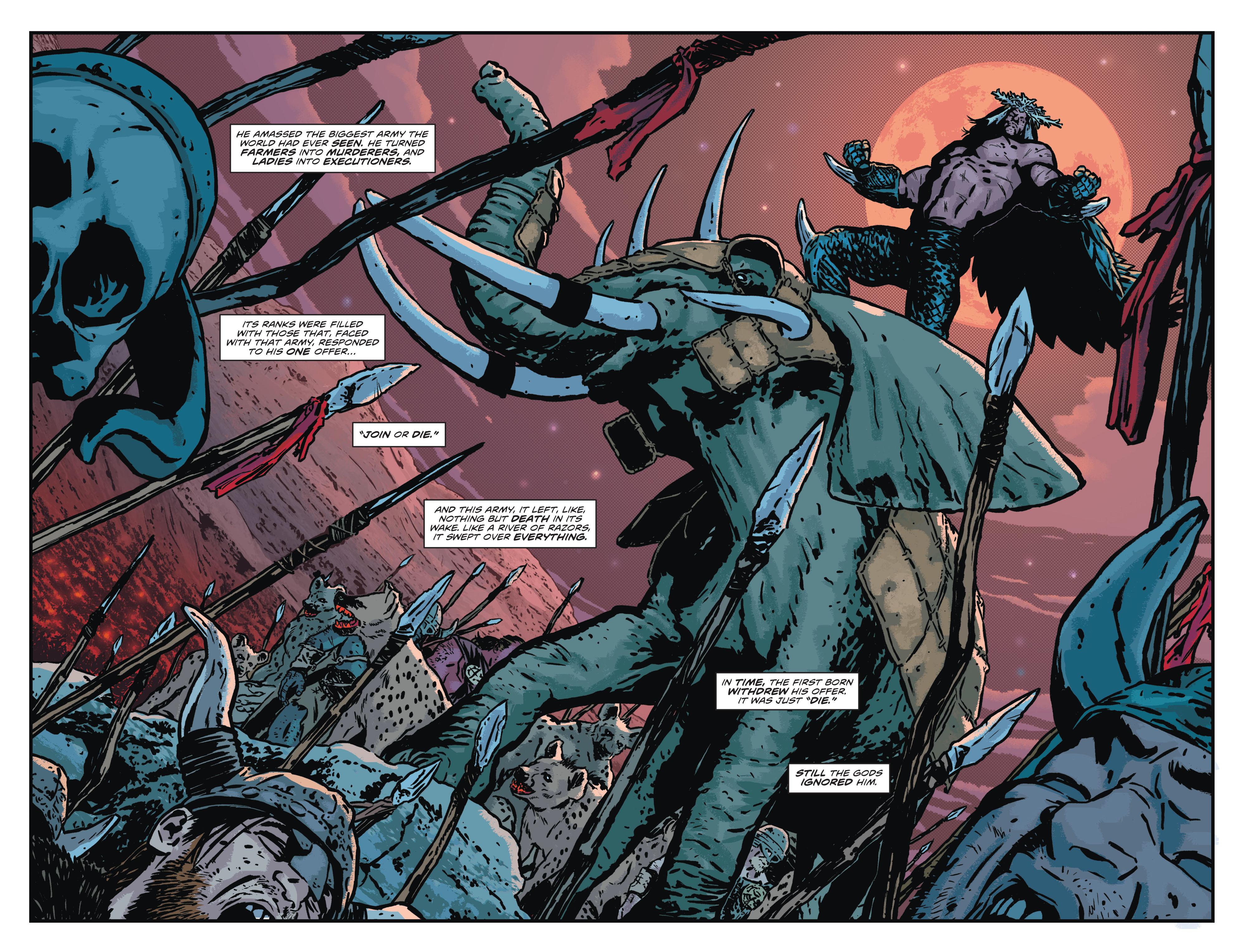 Read online Wonder Woman (2011) comic -  Issue #23.2 - 12