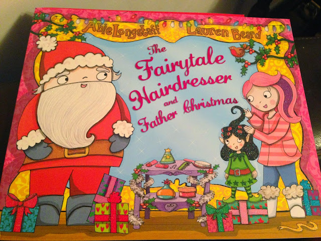 Our Christmas Book Advent tree   Ideas for the Best Children's Books to Buy this Christmas - the fairytale hairdresser and christmas