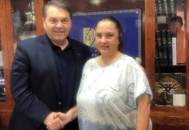 """Η οικονομολόγος Κωστάκη Θεοδώρα υποψήφια με τον συνδυασμό """"Αλλαγή Πορείας"""""""