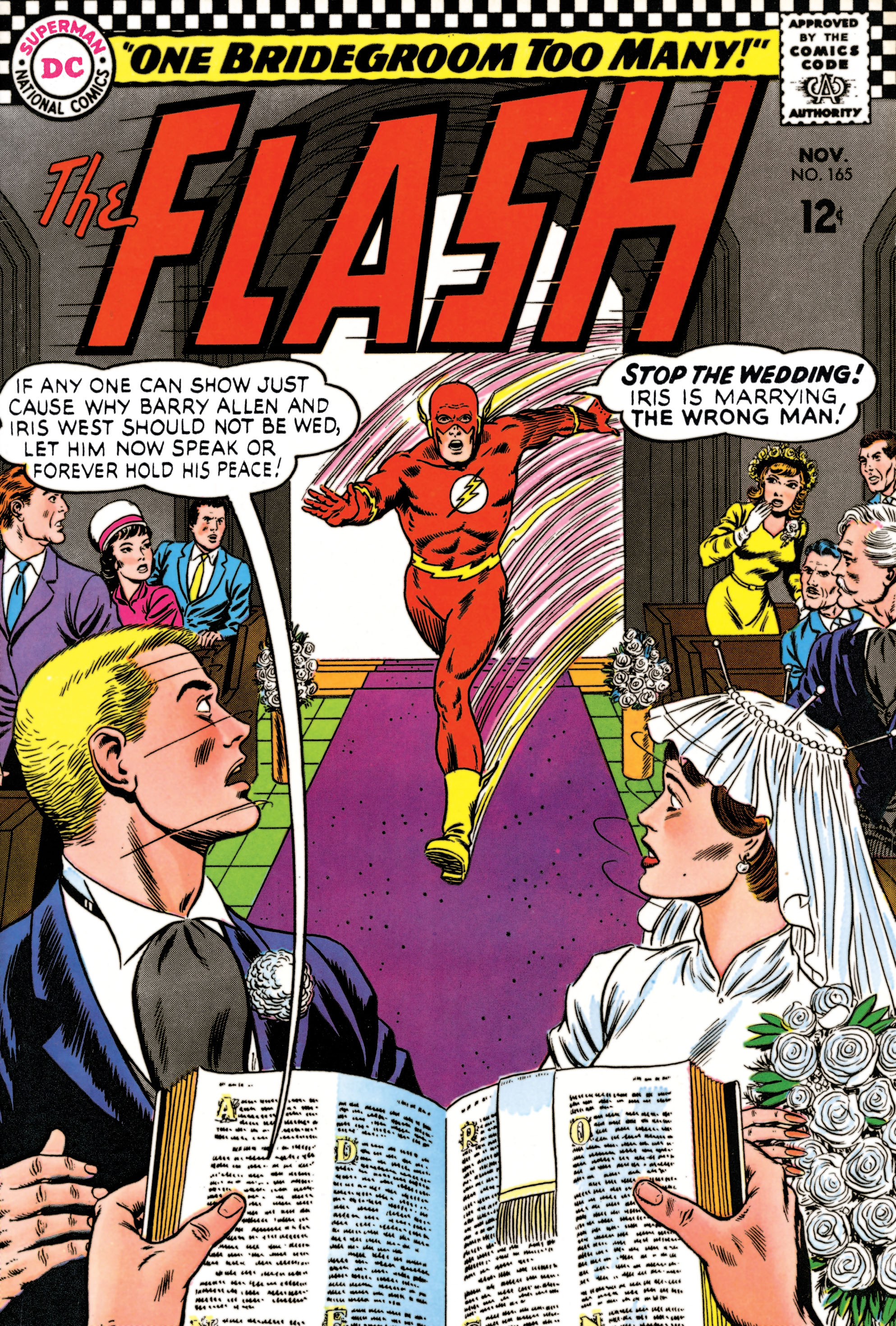 The Flash (1959) 165 Page 1