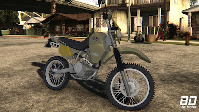 Download, mod, moto, Honda XLX 350R, GTA San Andreas, GTA SA