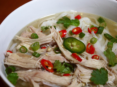 Instant Pot Chicken Pho