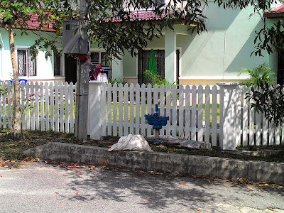 LadyWA Home Sweet Home Cabaran Dan Kos Buat Pagar Idaman