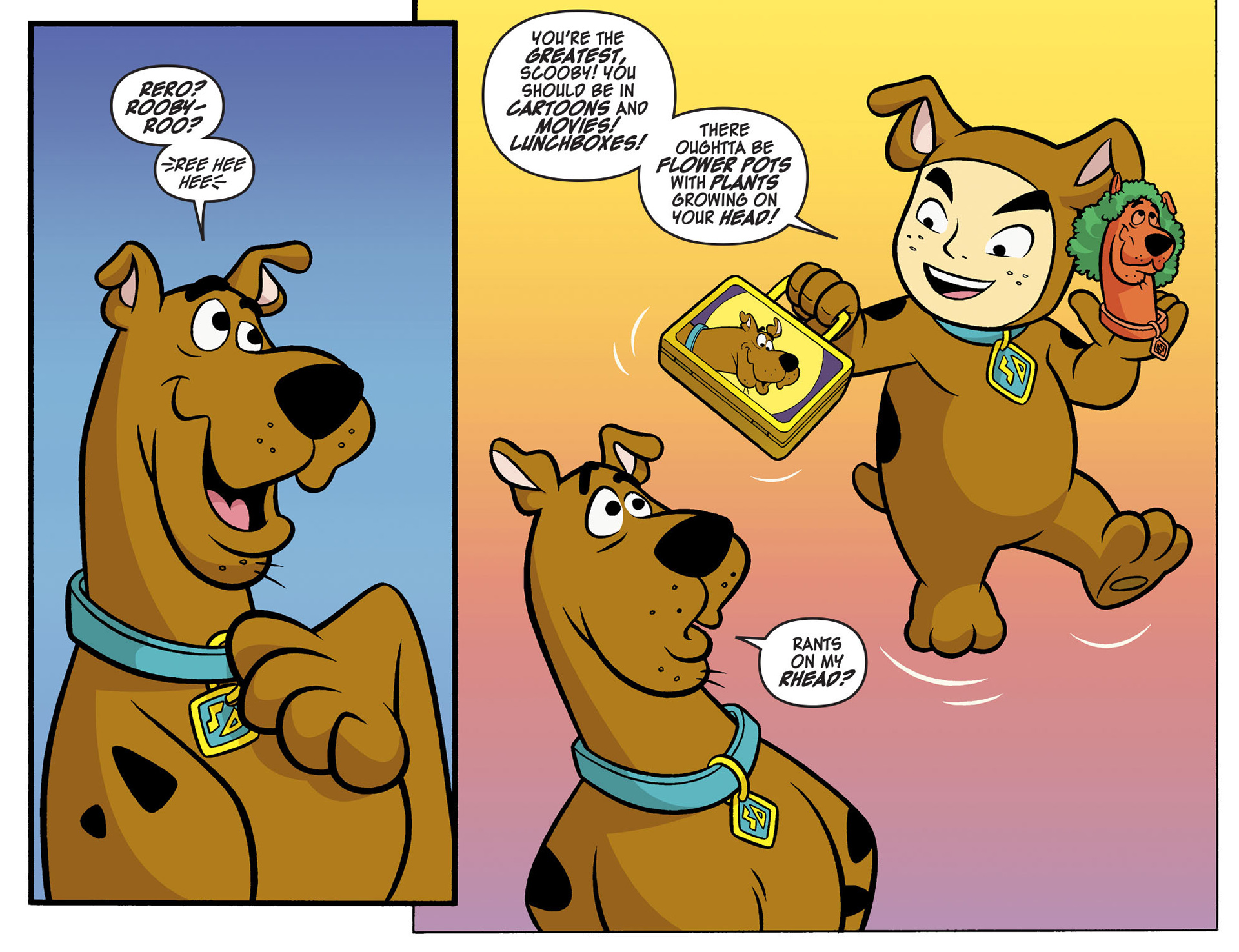 Read online Scooby-Doo! Team-Up comic -  Issue #6 - 4