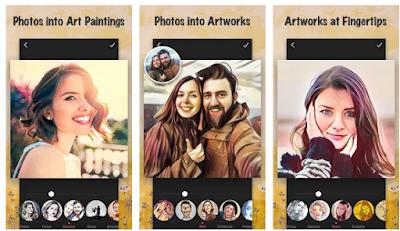 Aplikasi Mengedit Foto Menjadi Kartun Terbaik di Android