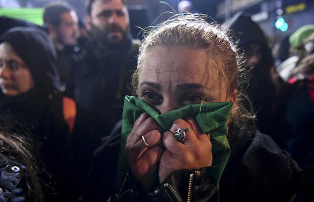 Senado argentino rejeita legalização do aborto