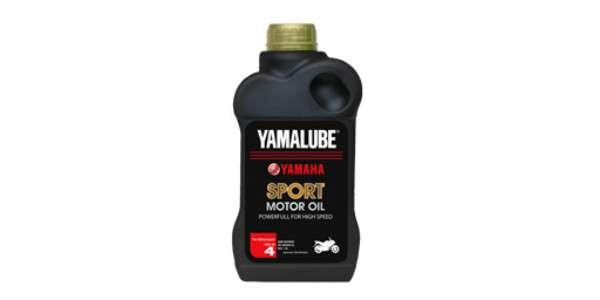 gambar oli yamalube sport new Vixion