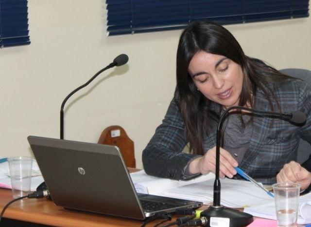 Fiscal jefe de Los Lagos, Claudia Baeza Espinoza