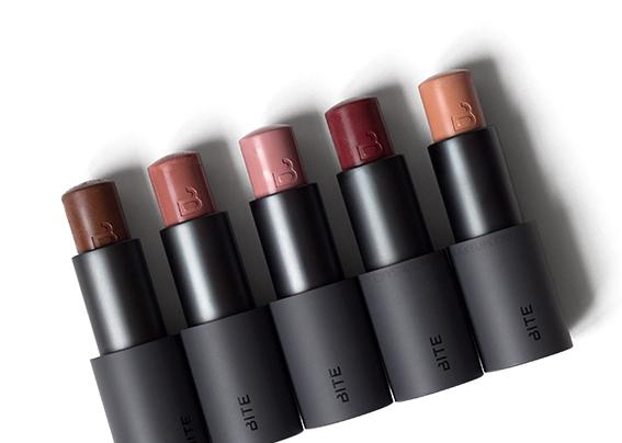 BITE Beauty Multi Sticks Review Photos Gelato Cocoa Cashew Cerise Blondie