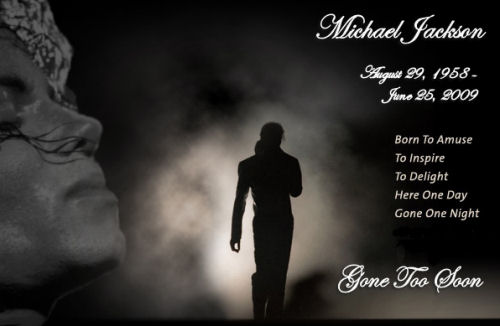 Michael Jackson Birthday Tribute