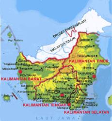 10 Mitos Pantangan Saat Merantau Ke Kalimantan