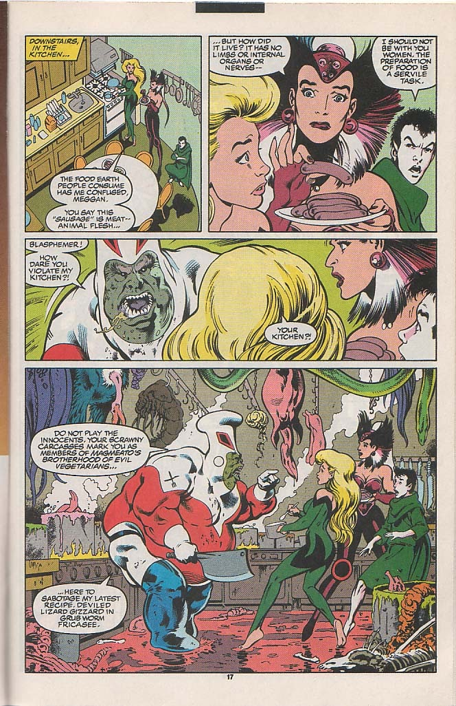 Excalibur (1988) issue 49 - Page 14