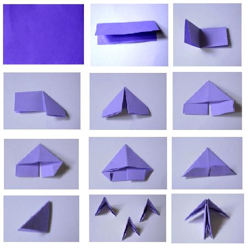 3D Origami Flower Pot Tutorial | DIY Paper Flower Pot Home ... | 500x500