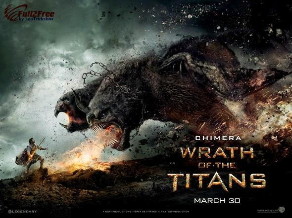 Wrath of the Titans (2012) 720p BRRip Dual-Audio