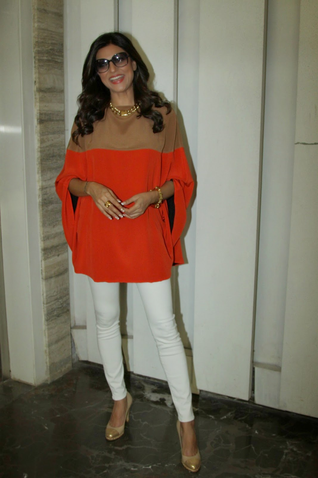 Sushmita Sen at Dr. Trasi's La Piel Clinic Event Stills