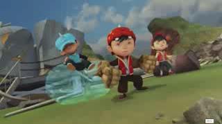 Download Video Boboiboy Terbaru Musim 3 Episode 25 3gp mp4