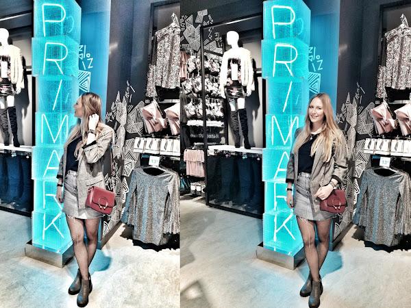 Primark Opening Stuttgart - mein Outfit, der neue Store und warum ich trotzdem nicht für kopflosen Konsum stehe