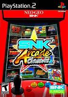 SNK Arcade Classics Vol. 1 (PS2) 2008