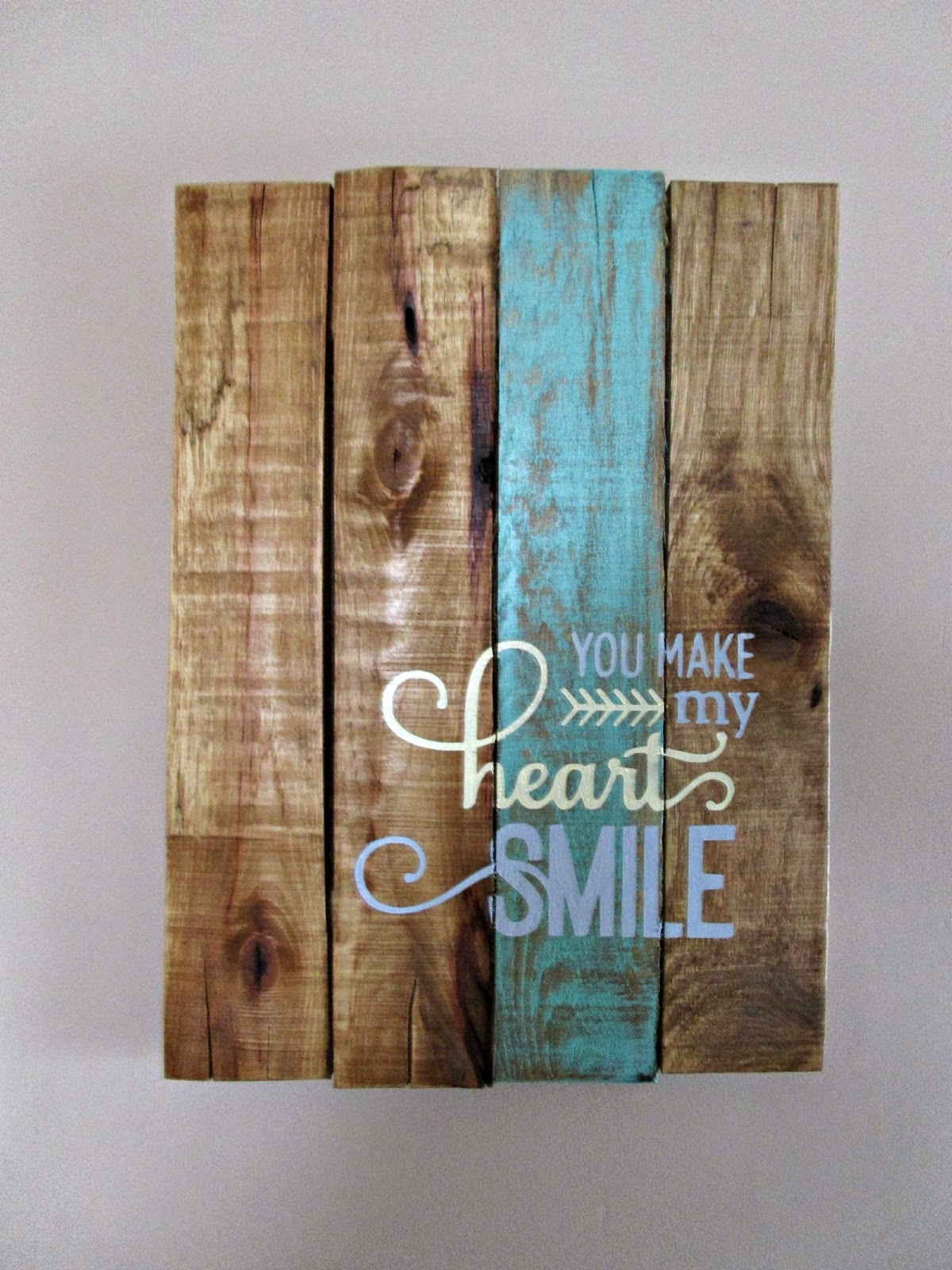 Northwoods Attic Pallet Hand Painted Wood Signs Collection