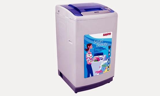 Harga Mesin Cuci Sanyo Terbaru 2016