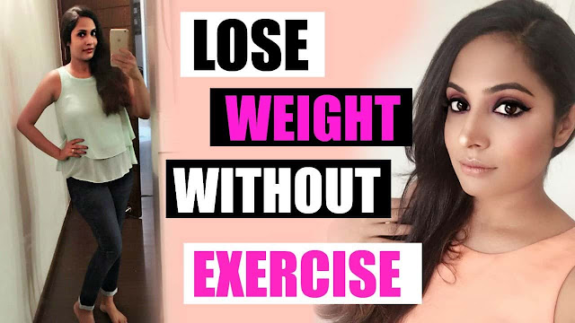 Loose Weight, No Need To Exercise! Here's How?