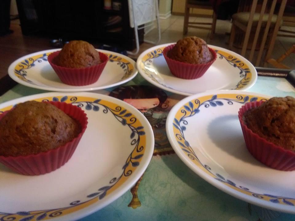 Partageons nos secrets de cuisine muffins aux carottes for Secrets de cuisine
