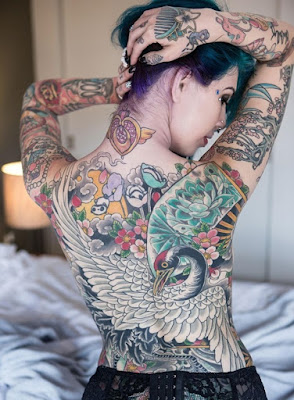 Latest-Stylishly-Challenging-Back-Tattoos-Ideas-for-Women-2
