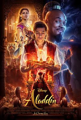 Aladdin 2019 live-action Pôster