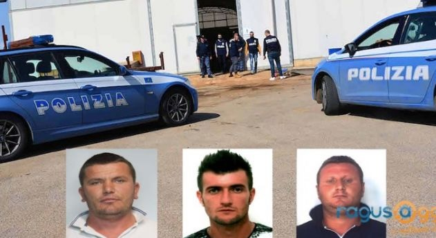 Masked as tomato workers, 3 Albanian cocaine traffickers are arrested in Italy