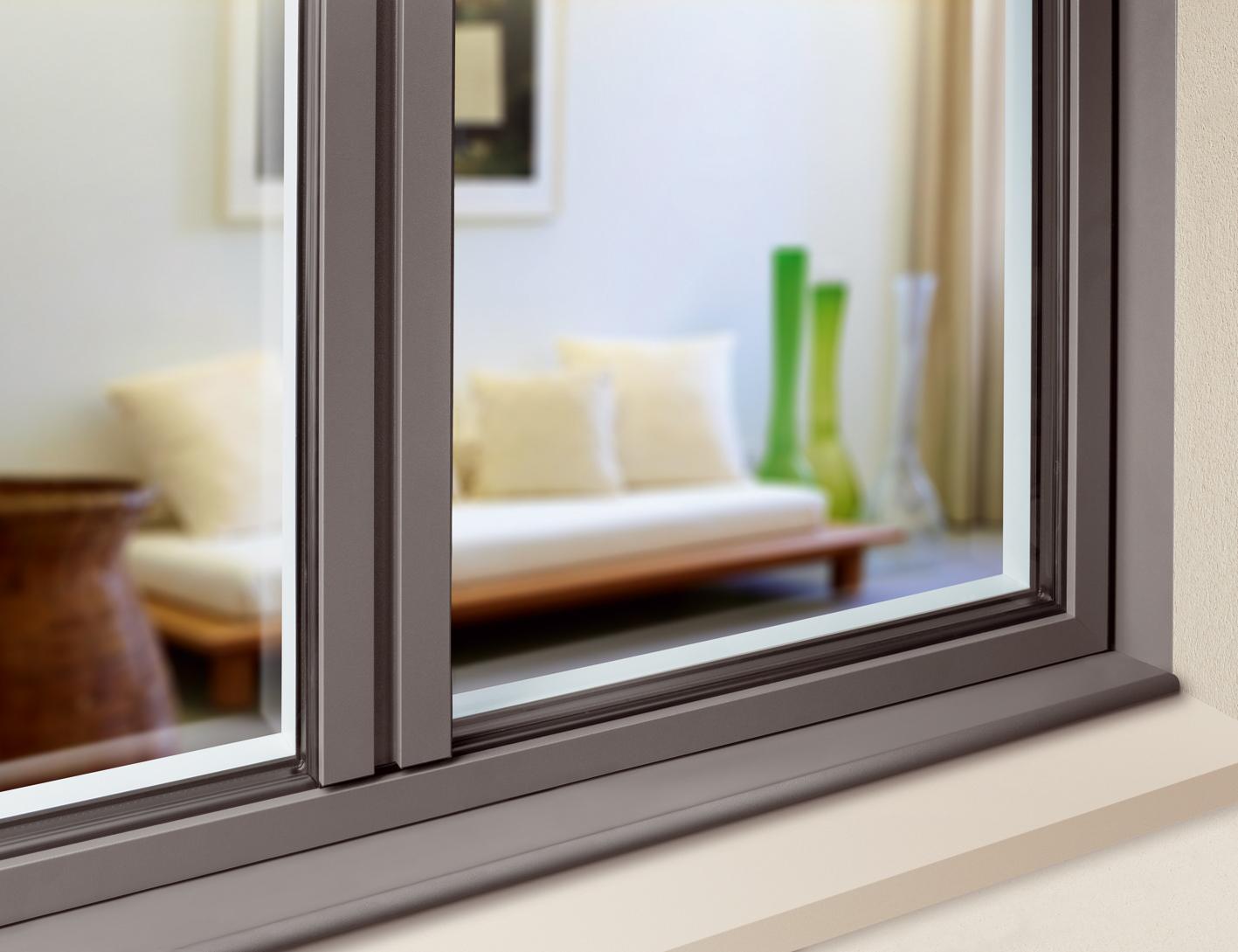 Balconeras y ventanas correderas molins de rei for Correderas de aluminio