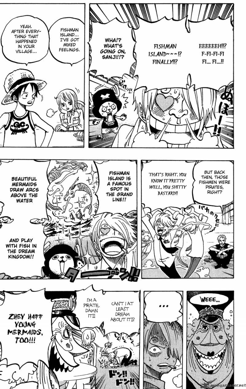 One Piece 435