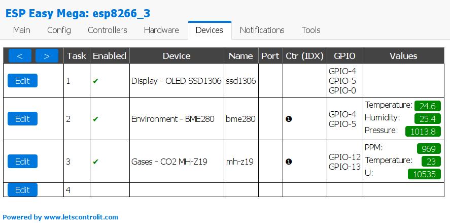 Блог инженера: Прошивка ESPEasy для ESP8266