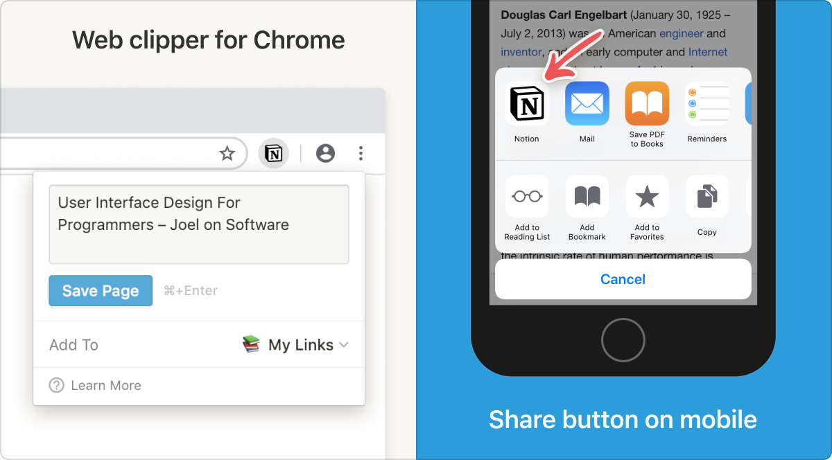 Notion Launches Quick Way to Import All Your Evernote Data