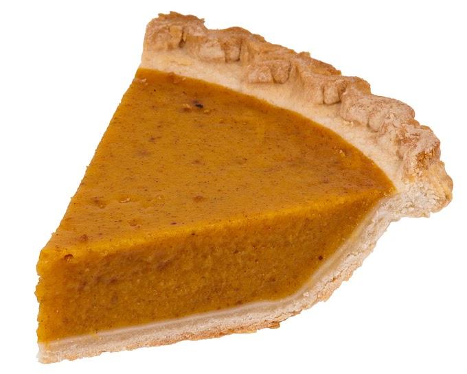 This is your brain on pumpkin pie
