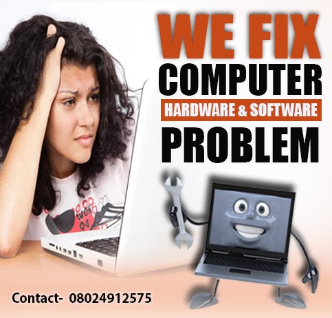 Call now to get it fix anywhere in Lagos Only