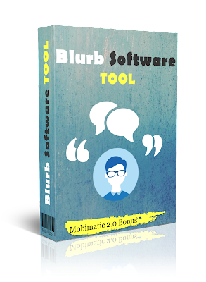 [GIVEAWAY] Blurb Tool Software