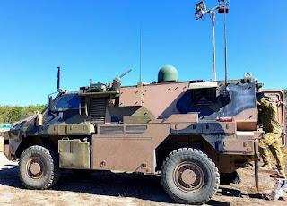 Bushmaster Berkemampuan Serang Perang Elektronik