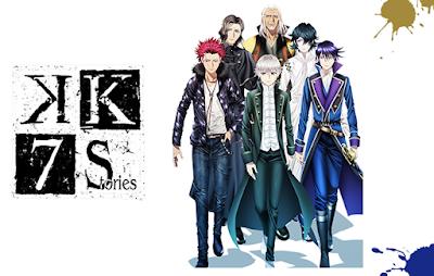 "K Project ""Seven Stories"""