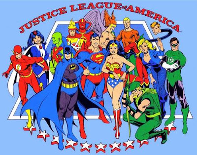 Justice League of America,
