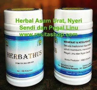 obat asam urat herbathus